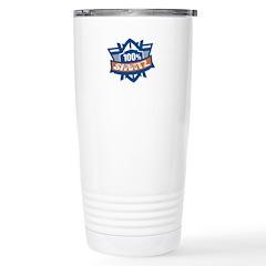 Shvitz Stainless Steel Travel Mug