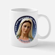Our Lady of Medjugorje Mug
