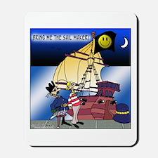 Bring Me The Sail Maker Mousepad