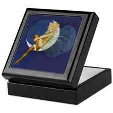 ONCE IN A BLUE MOON Keepsake Box