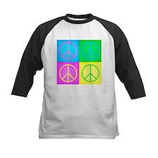 Multicolored Peace Sign Tee