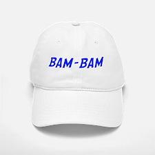 BAM-BAM Baseball Baseball Cap