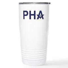 PHA Stainless Steel Travel Mug