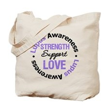 Lupus Support Tote Bag