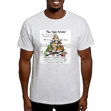 Raw Vegan Pyramid T-Shirt