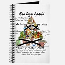 Raw Vegan Pyramid Journal