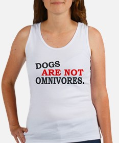 Dogs are not Women's Tank Top
