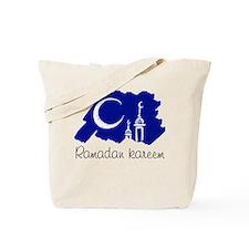 ramadan kareem 02 Tote Bag