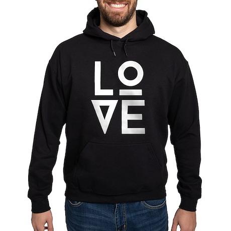 Love Hoodie (dark)