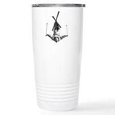 Freestyle Skiing Travel Mug