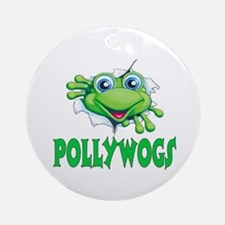 Pollywogs Ornament (Round)