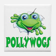 Pollywogs Tile Coaster