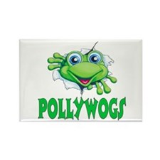 Pollywogs Rectangle Magnet