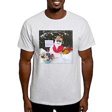 Unique Think snow T-Shirt
