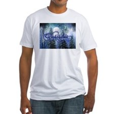 Moonlight Twilight Forest Shirt