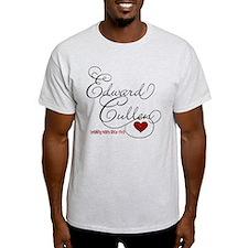 Edward Cullen Breaking Hearts T-Shirt