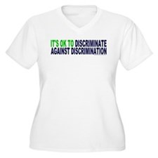 Against Discrimination T-Shirt