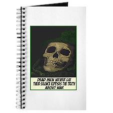 Dead men never lie Journal