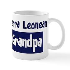 Sierra Leonean grandpa Mug