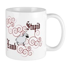 Twilight Stupid Lamb Mug
