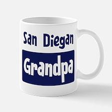San Diegan grandpa Mug