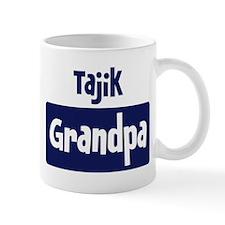 Tajik grandpa Mug