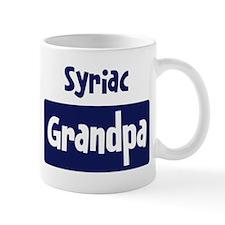 Syriac grandpa Mug