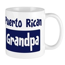 Puerto Rican grandpa Mug