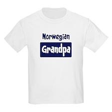 Norwegian grandpa T-Shirt