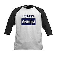 Lithuanian grandpa Tee