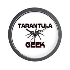 Tarantula Geek Wall Clock