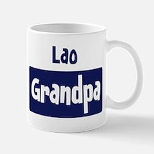 Lao grandpa Mug