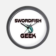 Swordfish Geek Wall Clock