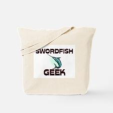 Swordfish Geek Tote Bag