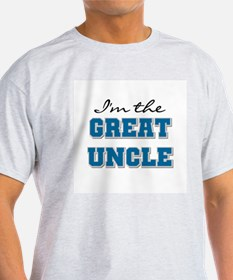 Blue Great Uncle T-Shirt