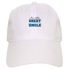 Blue Great Uncle Baseball Cap