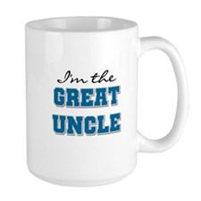 Blue Great Uncle Mug