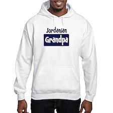 Jordanian grandpa Hoodie