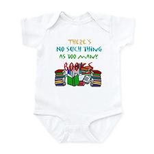 Too Many Books... Infant Creeper