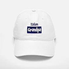 Italian grandpa Baseball Baseball Cap