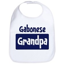 Gabonese grandpa Bib