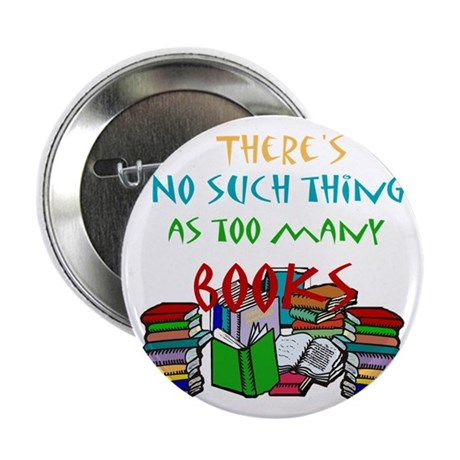 Too Many Books... Button