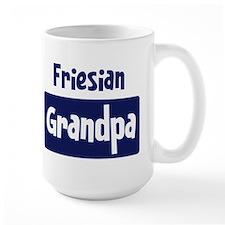 Friesian grandpa Mug