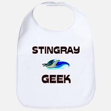 Stingray Geek Bib