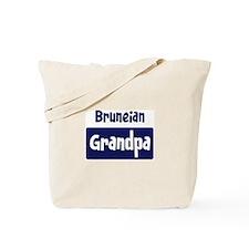 Bruneian grandpa Tote Bag