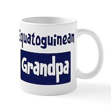 Equatoguinean grandpa Mug
