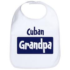 Cuban grandpa Bib