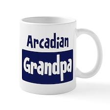 Arcadian grandpa Mug