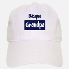 Basque grandpa Baseball Baseball Cap