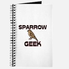 Sparrow Geek Journal
